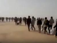 Η Αλγερία εγκαταλείπει χιλιάδες μετανάστες στην έρημο της Σαχάρας