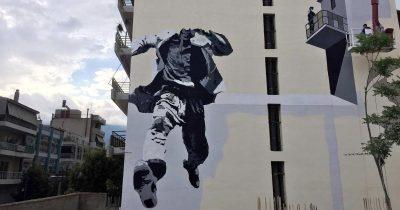 ArtWalk 3 - Ποιος σπουδαίος Έλληνας καλλιτέχνης θα «φανερωθεί» στην επόμενη τοιχογραφία;