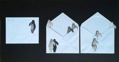 """The post"" - Διεθνής έκθεση mail art στο Αίγιο"