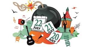Στην καρδιά του καλοκαιριού, ήρθε η ώρα για το 3ο Τραβέρσο Festival στην Κεφαλλονιά!