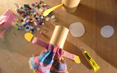 Εργαστήρι Κουκλοθεάτρου για παιδιά στο Parts – Patras Arts