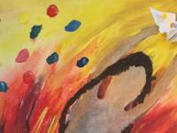 Παιδιά ζωγραφίζουν για την ειρήνη, με αφορμή ένα ποίημα του Ναζίμ Χικμέτ
