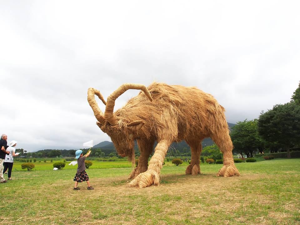 wara-art-goat
