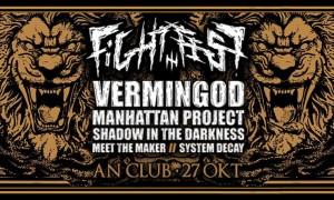 Ο 3ος γύρος του Fight fest έρχεται στο An Club!
