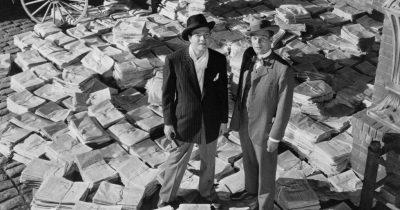 Orson Welles: Κανείς δεν παίρνει δικαιοσύνη. Οι άνθρωποι παίρνουν μόνο καλή τύχη ή κακή τύχη