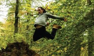 Σεμινάριο οργανικής ακροβατικής κίνησης με τον Κρίτωνα Αναστασόπουλο