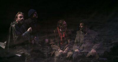 Στην παράσταση «Οδός Αβύσσου Αριθμός 0» ο Λουντέμης «έλειπε» από τη σκηνή