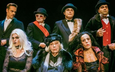 """Tango"" του Σλάβομιρ Μρόζεκ από 5 Νοεμβρίου στο Θέατρο OLVIO"