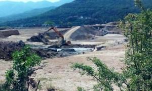 Καταγγελία: «Επικίνδυνα απόβλητα και μη αδειοδοτημένες εργασίες της Ελληνικός Χρυσός στο μεταλλείο Ολυμπιάδας» #skouries