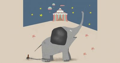 Ο «Αλυσοδεμένος Ελέφαντας» του Χόρχε Μπουκάι στο Θέατρο Λιθογραφείον