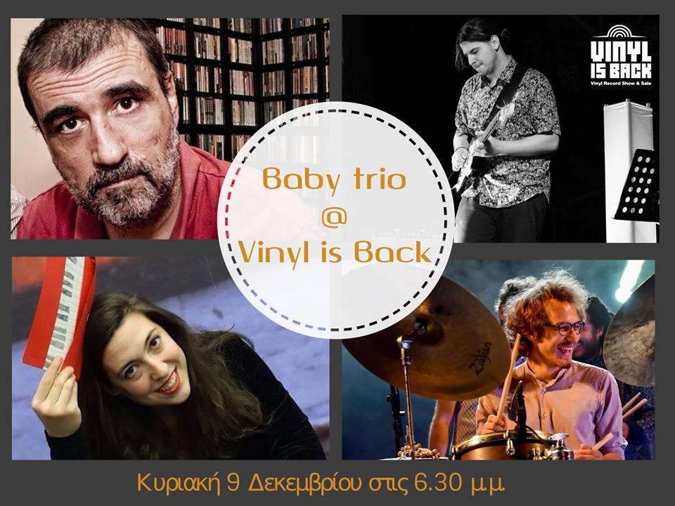 George Kontrafouris Baby Trio
