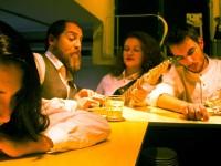 Λεόντιος και Λένα του Γκέοργκ Μπύχνερ σε σκηνοθεσία Παντελή Φλατσούση στο Κέντρο Ελέγχου Τηλεοράσεων