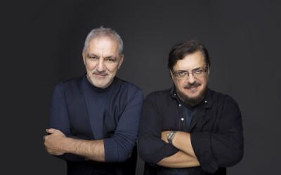 «Τι έχει μείνει απ' τη φωτιά» – Λαυρέντης Μαχαιρίτσας και Νίκος Πορτοκάλογλου στο Γυάλινο Μουσικό Θέατρο
