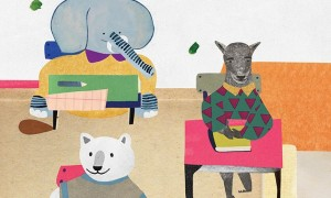 Φίλιππος Μανδηλαράς «Αν ήσουν ζώο, ποιο ζώο θα ήσουν;»
