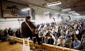 """At Folsom Prison"" – Το πρώτο άλμπουμ που ηχογραφήθηκε σε φυλακή"