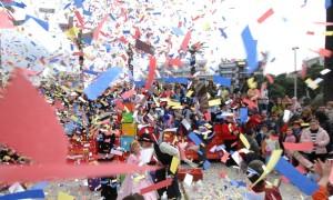 Ξεκίνησε η κατάθεση των αιτήσεων για την Παρέλαση του Καρναβαλιού των Μικρών 2019