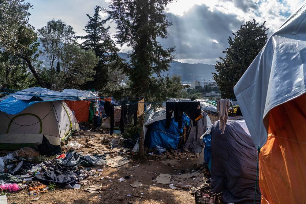 Σάμος (Credits: Anna Pantelia / MSF)