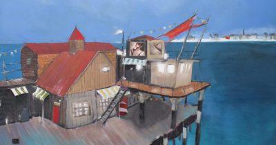 «Ο Άλλος Άνεμος» - Έκθεση του Χρήστου Κεχαγιόγλου στην Γκαλερί Cube