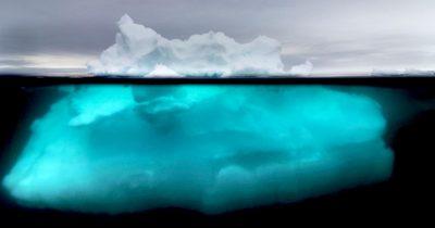 Φωκίων Ζησιάδης «Icebergs από τη Γένεση στην Εξαΰλωση» - Έκθεση φωτογραφίας στο Μουσείο Μπενάκη