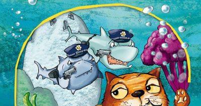 Νίνα Χουντερτσνέε - «Το μαγικό μολύβι του καθηγητή Πλουμπούμ 2: Στον κόσμο των ψαριών»
