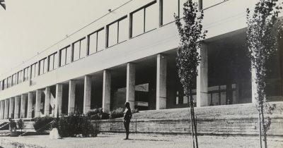 «Από το κτίριο στην κοινότητα. Ο Ιωάννης Δεσποτόπουλος και το Bauhaus» - Έκθεση στο Ωδείο Αθηνών