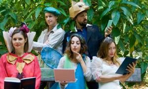 «Η Επιστροφή των Παραμυθιών: Μία παράσταση για τη φιλαναγνωσία» για 2η χρονιά στο Θέατρο Σταθμός