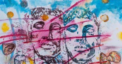 «ΠΟΙΗΤΙΚΑ - Η ζωγραφική συναντάει την ποίηση». Αναδρομική έκθεση του Γιάννη Ψυχοπαίδη