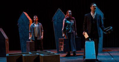 «Πάσπαργος» του Τηλέμαχου Τσάρδακα στο θέατρο act