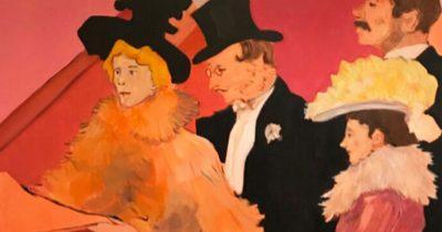 «Toulouse-Lautrec: Η φαντασία της αμαρτίας» του Χριστόφορου Χριστοφή στο Ίδρυμα Β. & Μ. Θεοχαράκη
