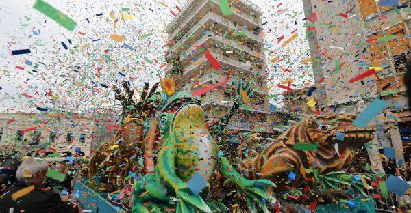 Πανελλήνιος Διαγωνισμός για την ανάδειξη της κεντρικής αφίσας προβολής του Πατρινού Καρναβαλιού 2020