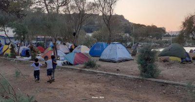 Εγκλωβισμένοι πρόσφυγες στην Λέρο: Μία εξαιρετικά επισφαλής συνθήκη