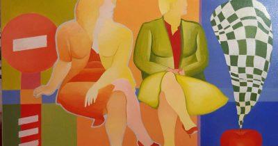 Έκθεση του ζωγράφου Κώστα Σπυρόπουλου στο Αρχοντικό Παναγιωτόπουλου στο Αίγιο