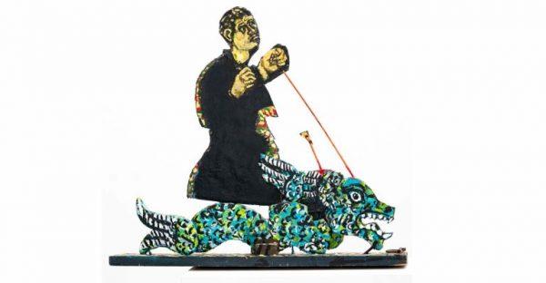 «Τάσος Μαντζαβίνος. Εγώ και ο Δράκος» - Έκθεση στο Μουσείο Μπενάκη / Πινακοθήκη Γκίκα
