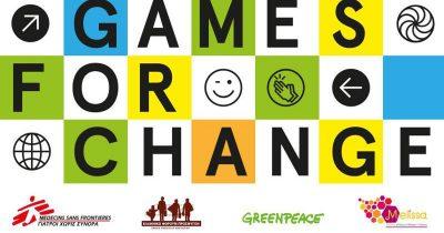 «Games for change! / Φέρε την αλλαγή παίζοντας!» - Κυριακή 1/12 στη Δημοτική Αγορά Κυψέλης
