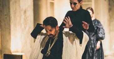 Η Μήδεια σε σκηνοθεσία Δημήτρη Γεωργαλά στο θέατρο Λιθογραφείον για τρεις μόνο παραστάσεις