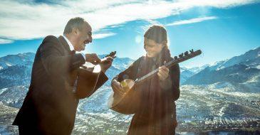 «Σάζι - Το Κλειδί της Εμπιστοσύνης» - Ο Νοέμβριος του CineDoc είναι μουσικός!