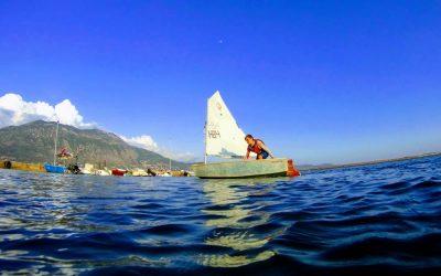 Σκάφη από ανακυκλωμένα μπουκάλια στην Καλαμάτα