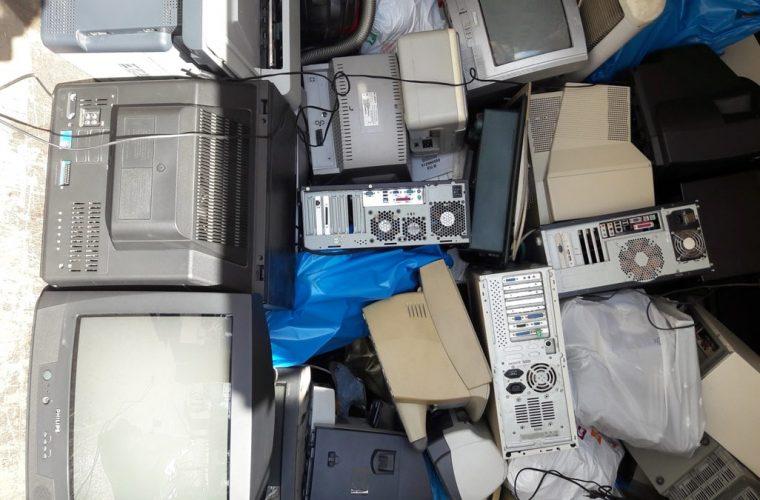 Συλλογή ηλεκτρικών συσκευών για ανακύκλωση το Σάββατο 16/11 στην Πάτρα