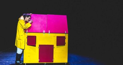 «Έξω Πάνω Μέσα Κάτω» για 2η χρονιά από το βρεφικό θέατρο του ΚΘΒΕ