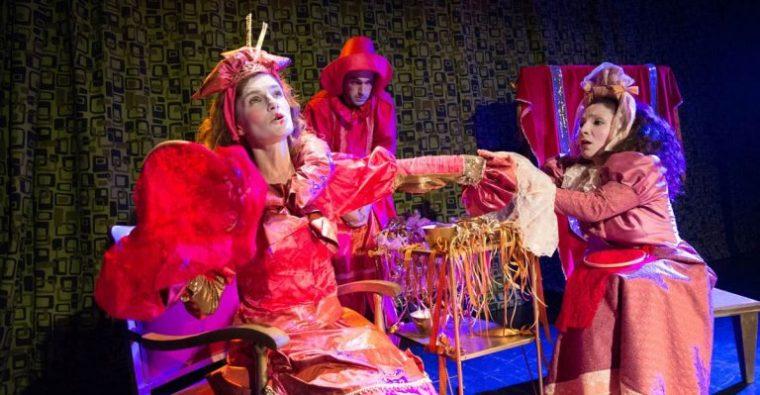 «Τα καινούργια ρούχα του βασιλιά» στο θέατρο Act