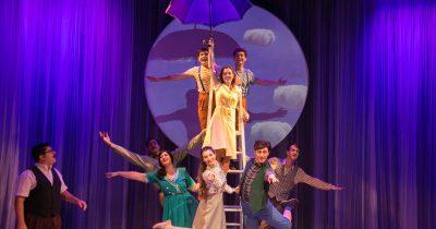«Η Μωβ Ομπρέλα» της Άλκης Ζέη στο Θέατρο Άνεσις