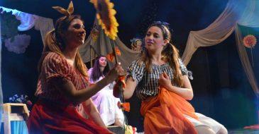 Το Περιβόλι της Χαράς και της Λύπης του Θανάση Σάλτα σε σκηνοθεσία Ιωάννας Μαστοράκη στο Θέατρο της Ημέρας
