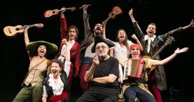«Ως την άκρη του κόσμου» της Μαρίας Παπαγιάννη - Θέατρο για παιδιά στο Θέατρο Τζένη Καρέζη
