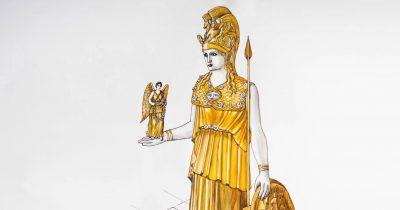 «Το χαμένο άγαλμα της Αθηνάς Παρθένου» - Παρουσίαση στο Μουσείο Ακρόπολης