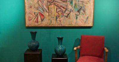 Αφαιρετική Φόρμα. Τέχνη και Design στην Ελλάδα του 1950 και 1960» - Ομαδική έκθεση στην a.antonopoulou.art