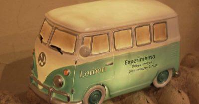 Χριστούγεννα με το Lemon των Experimento στο Μπάγκειον