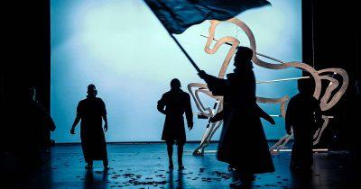 «Πόλεμος και Ειρήνη» του Λέοντος Τολστόι στο Δημοτικό Θέατρο Πειραιά