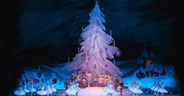 Καρυοθραύστης -The Bolshoi Ballet Academy στο Christmas Theater