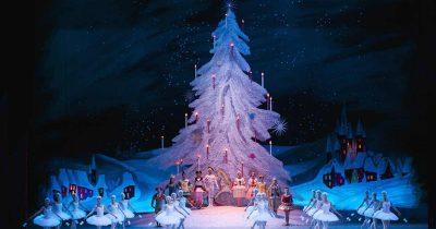 Καρυοθραύστης -The Bolshoi Ballet Academy στο Christmas Theater