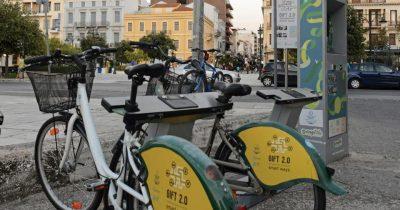 Οικολογική Κίνηση Πάτρας: Να διαφυλάξουμε τα κοινόχρηστα ποδήλατά μας!